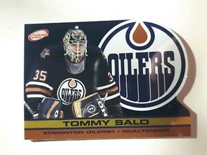 2001-02 Pacific ATOMIC-TOMMY SALO DIE CUT/200