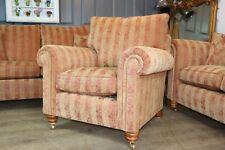 Handmade DURESTA lowndes model armchair RRP £1700