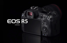 Canon EOS R5 Full-Frame Mirrorless Camera with 8K Video(Body Only) NEW