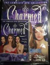 Charmed The Complete DVD Collection with pamphlet S4 EP: 1,2 and 3