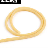 10M Natural Latex Slingshots Rubber Tube 10M Tubing Band For Slingshot Hunting