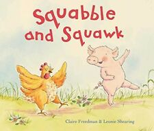 New, Squabble and Squawk, Freedman, Claire, Book