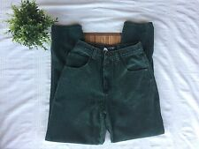 Vintage L.A. Blues High Waist Green Mom Jeans Size 8