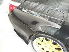 E60 M5 BMW CARBON FIBER REAR BUMPER SIDE LIP EXTENSIONS FOR E60 M5