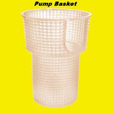 Pump Basket Pentair 355667 PacFab Pinnacle Pool Pump Strainer Basket leaf Vac