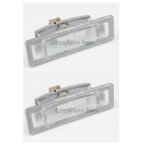 Genuine OEM License Plate Modules Lamp Assy for Kia Optima 2006-2015 - 2Pcs