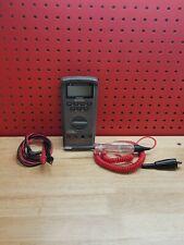 Blue Point Digital Multimeter Dmsc683a Amp Snap On Eect300hr Test Light
