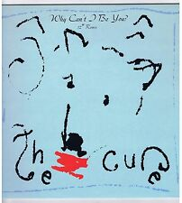"""MAXI 45 RPM 12"""" THE CURE WHY CAN'T I BE YOU (FRANCE)"""