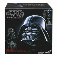 Star Wars The Black Series Darth Vader Premium Electronic Helmet grey