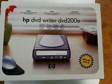 HP External DVD Writer dvd200e NEW SEALED
