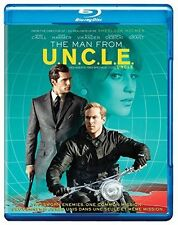 The Man From U.N.C.L.E. [Blu-ray] (Bilingual) - SDH - Brand New Sealed