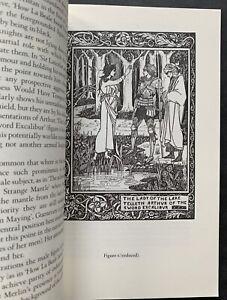 Aubrey Beardsley THE PRIVATE LIBRARY 2004  Morte D'Arthur MALORY KING ARTHUR