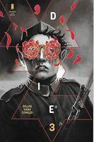Die Comic Issue 3 Limited Third Print Variant Modern Age 2019 Kieron Gillen