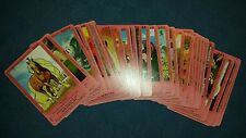 Bella Sara Ancient Lights Series 4 Pink 28 Trading Cards w/Online Codes Commons