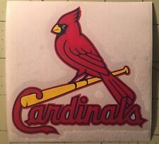 St. Louis Cardinals Decal For Your Yeti Rambler Tumbler Rtic