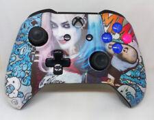Custom Xbox One Controller 'Harley Quinn' (Matte Finish)