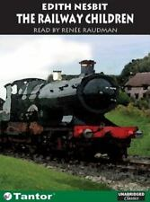 The Railway Children  Unabridged Classics in Audio  2005 by Raudman,  Ex-library
