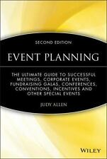 Event Planning: The Ultimate Guide To Successful Meetings, Corporate Events,