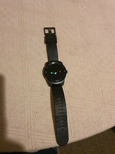 Lg g watch r smart watch android Wear