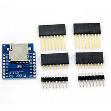 Micro SD Card Shield for WeMos D1 mini TF WiFi ESP8266 Arduino YG