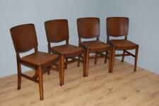 Vintage Set of Four Kitchen Dining Chairs - Ideal Upcycle Project