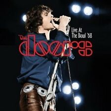 THE DOORS - LIVE AT THE BOWL'68  CD BEST OF  CLASSIC ROCK POP NEU