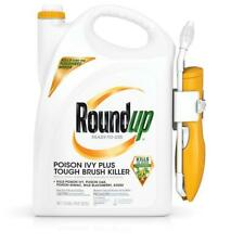 Roundup Ready-To-Use Poison Ivy Plus Tough Brush Killer w/ Comfort Wand 1.33 gal