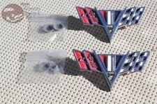 Chevy GMC Pickup Truck C10 C20 C30 Custom Fender Flag Emblems New