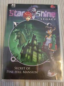 Starshine Legacy: Secret of the Pine Hill Mansion (PC CD-Rom) - c1