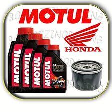 KIT TAGLIANDO 4LT MOTUL 7100 10W40 + FILTRO OLIO HONDA XL TRANSALP 700 2008>2013