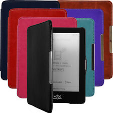 101% ULTRA Slim CASE COVER WITH AUTO SLEEP FOR KOBO Touch AURA 6 6.8 Glo HD H2O