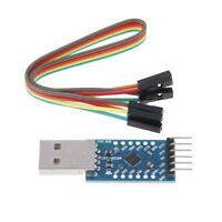 USB 2.0 to TTL UART 6PIN module serial converter CP2104 STC PRGMR replace CP2104