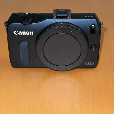 Canon EOS M 18.0MP Mirrorless Digital Camera - Black Body Only - MINT