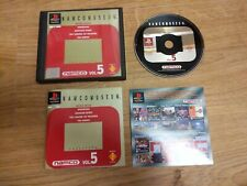 Namco Museum Volume Vol. 5 Sony PS1 Playstation 1 Game Complete - Free P&P