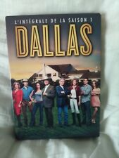 coffret dvd DALLAS saison 1