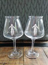 Astronaut Teku Beer Glasses, Set Of 2 Glasses