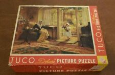 "Vintage TUCO Deluxe Picture Puzzle - ""Grandma's Birthday"" by Sheridan Knowles"