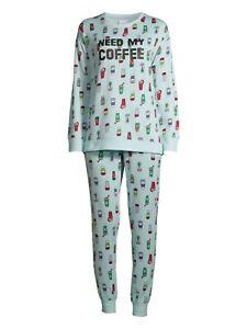 Secret Treasures Christmas Women's and Women's Plus 2 & 3-piece Pajama Set