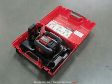 2016 Hilti PR 30-HVS Laser Grade Level w/ PRA30 Remote Case Manual bidadoo
