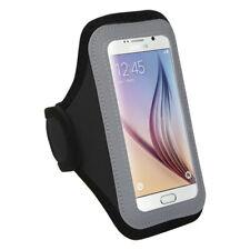 Premium Black Sport Armband Case Phone Pouch Accessory For Lg Aristo 4+ Plus