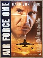 Affiche AIR FORCE ONE Gary Goldman HARRISON FORD Glenn Close 120x160cm *
