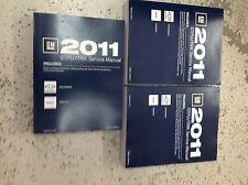 2011 Chevy Colorado & GMC Cañón Carro Servicio Tienda Reparar Manual Juego Nuevo