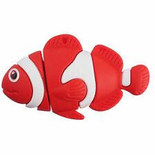 32Gb Nemo Fish Clownfish USB Drive Memory Stick Flash Drive Novelty Gift