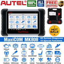 Autel MK808 Auto Diagnostic Tool OBD2 Scanner Code Reader All Systems Key Coding