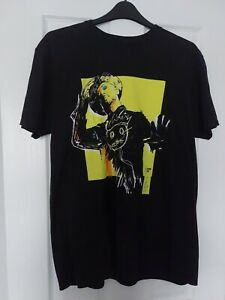 Authentic Boy George Culture Club Short Sleeve T Shirt Life Tour 2018 (Size XL)