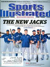 2015 Sports Illustrated: Josh Donaldson, Edwin Encarnacion Toront Blue Jays