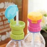 praktische kinder sicher stroh abdecken spuck beweise - trinken cup kronkorken