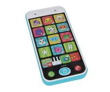 Simba 104010002 - ABC Smart Phone - NEU, Spielzeug-Handy, Baby-Telefon mit Sound