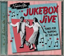 The Fabulous Fifties - Jukebox Jive  Bear Family CD Tunes For Bopping At The Hop