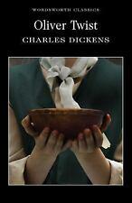 Oliver Twist by Charles Dickens (1997, Paperback) Wordsworth Classics Unabridged